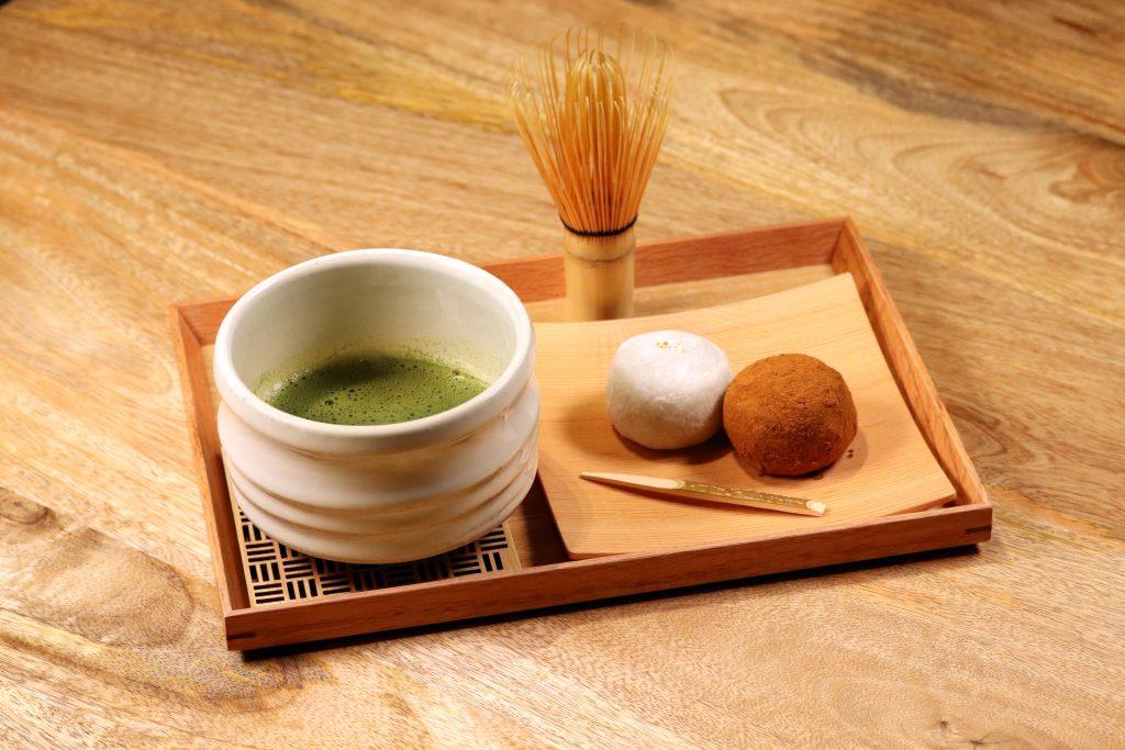 お抹茶セット(大 福)