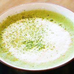 抹茶ミルク ¥700